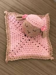 Naninha de tricô