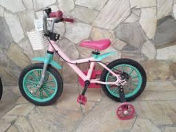 Bicicletas infantil aro 14 e aro 16