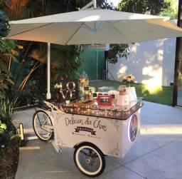 OPORTUNIDADE ÚNICA!!! Bike Food perfeita
