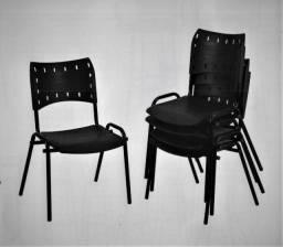 Cadeira Joana Plastico Injtetado NOV483