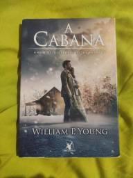 Livro A Cabana capa filme