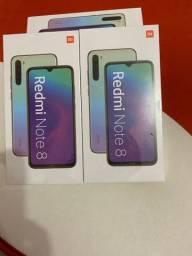 Redmi Note 8 Lacrado?