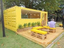 Conheçam nossos projetos em containers
