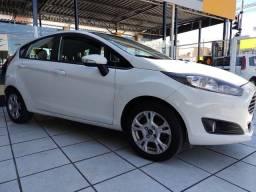 New Fiesta 1.6 SEL 2017 Branco Completo