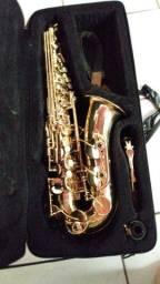 Saxofone Alto - Cidade de Jaru / RO