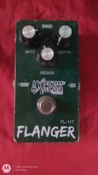 Pedal de guitarra Flanger - Axcess FL-117