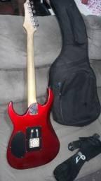 Guitarra washburn wr154