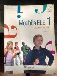 Mochila ELE 1 - Libro del alumno (livro didático de espanhol)
