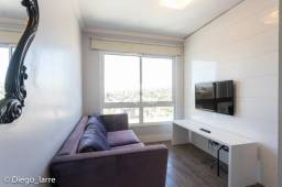 Apartamento à venda com 1 dormitórios em Três figueiras, Porto alegre cod:9934744