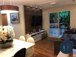 Apartamento com 3 dormitórios à venda, 85 m² por R$ 400.000 - Barranco - Taubaté/SP