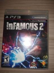 Troca de jogos ps3(Assassins Creed e infamos 2)