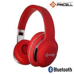 Fone De Ouvido Headphone Wireless HP-43 Sem Fio Bluetooth Pmcell- P2