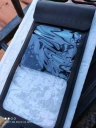 Título do anúncio: Bolsa capa de celular impermeável exclusivo