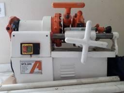 Rosqueadeira Elétrica Automática Para Tubos - 1/2 A 2