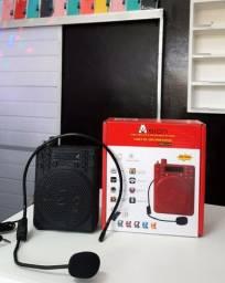Megafone avision (caixa de som) Bluetooth