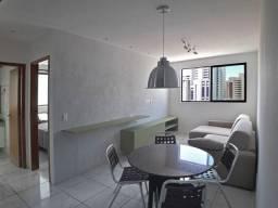 Título do anúncio: Apartamento com 2 quartos para alugar, 48 m² por R$ 2.200/mês - Boa Viagem - Recife/PE