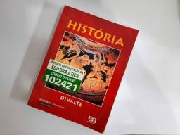 História - Volume Único- Divalte