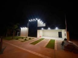 Título do anúncio: Casa Térrea com 4 quartos sendo 3 suítes no Condomínio do Lago - Goiânia - GO