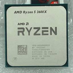 Título do anúncio: Ryzen 5 3600x