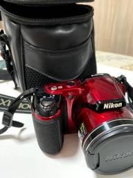 Câmera Digital Nikon Coolpix L810 *Leia a descrição