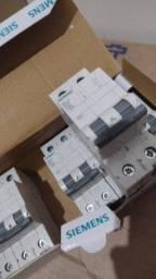 Título do anúncio: Disjuntor bipolar 16A Siemens
