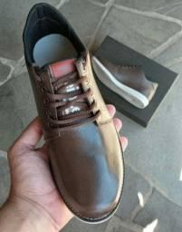 Sapato estilo Social e Casual