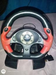 Controle volante para ps2 semi novo