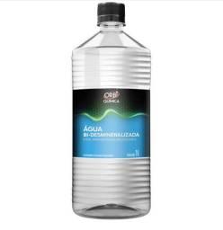 Água vi-desmineralizada  para bateria  radiadores .