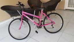 Bicicleta mormaii safira aro 26 - ótimo estado