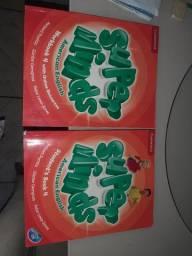 Livro de inglês super mind 4