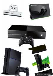 Xbox one, PlayStation 4, Xbox 360