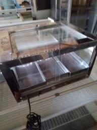 Título do anúncio: Estufa 3 bandejas vidro quadrado