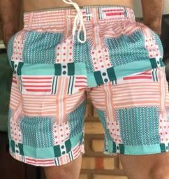 Título do anúncio: Coleção novinha de shorts saindo do forno<br><br>