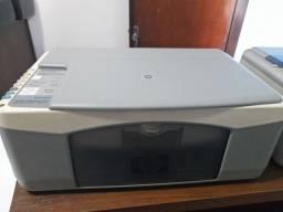 Título do anúncio: Impressora hp, cartuchos cheios e garantia.