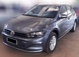 VW Polo MSI Cinza, Modelo 2020