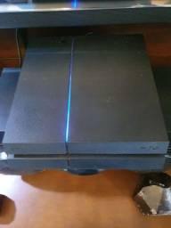 Troco PS4 500gb em aquário jumbo