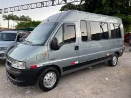 FiaDukato Minibus 2013 Teto Alto 16 Passag TOP(Troco,Financio e Facilito Cartão 18x)
