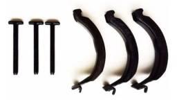 Parafusos / Abraçadeira (ganchos) Thule Kit C/ 3 Conjuntos