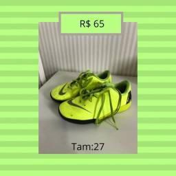 Título do anúncio: Chuteira Nike  27