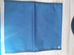 Título do anúncio: Malote Azul Marinho com Zíper 30cmX26cm