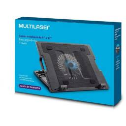 Cooler P/ Notebook Multilaser Ac166