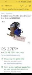 Título do anúncio: Boia Eletrônica Nivel de óleo Emerson 24V
