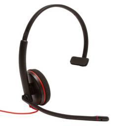 Headset Plantronics Blackwire C3210 USB - NOVO - Loja Física