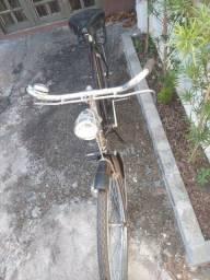 Bicicleta Antiga Raleigh 1947 Coleção.