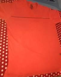 Camisas de manga e camisas polos