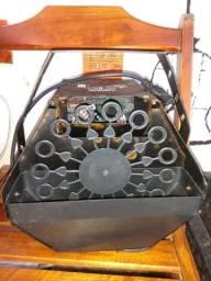Máquina de bolha de sabão profissional