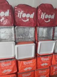 Bag com isopor 45L MotoboyToca entregas