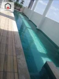 Apartamento no Torre Domani, Leal Moreira, 187 m², 3 suítes,3 vagas, para Alugar, Nazaré,