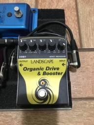 Pedal Guitarra organic Drive - Landscape (ODB1)