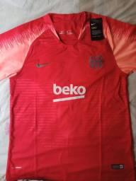 Camisa Time Nike Barcelona G Descrição